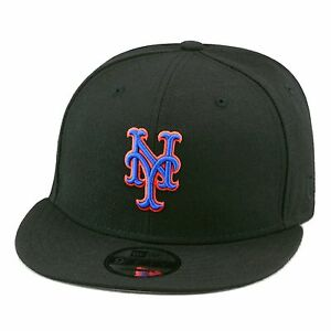New Era MLB New York Mets 9Fifty Snapback Hat National League Side Patch Cap