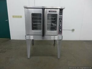 Garland-MCO-ES-10S-Full-Size-Electric-Convection-Single-Deck-Baking-Oven-Kitchen