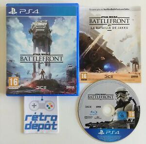 Star Wars Battlefront / Playstation 4 / PS4 / PAL / FR