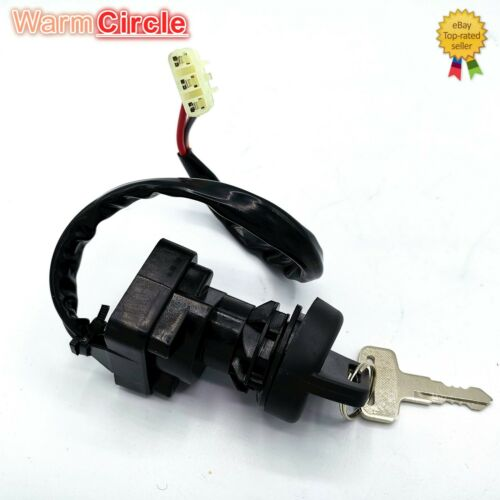 IGNITION KEY SWITCH ARCTIC CAT 400 2X4 4X4 FOR TBX ACT MRP VP LE TRV AUTO 03-07