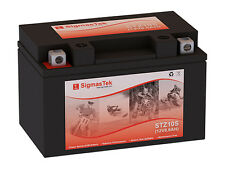 Honda 600CC CBR600Fi, 600RR Replacement Motorcycle battery by SigmasTek