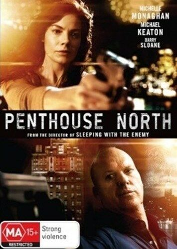 1 of 1 - PENTHOUSE NORTH Michelle Monaghan, Michael Keaton, Barry Sloane DVD NEW