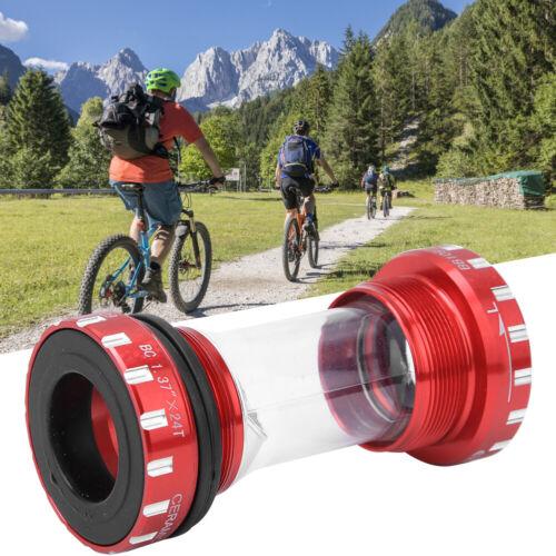BB109 Legierung Keramik Tretlager Fahrrad Innenlager Wasserdicht 68-73mm Neu