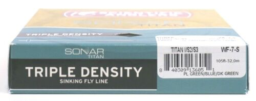 FREE FAST SHIP ALL SIZES Scientific Anglers Sonar Titan I//S2//S3  Fly Line
