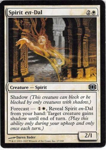 Spirit en-Dal *Uncommon* Magic MtG x1 Future Sight MP