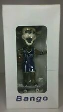Bango Buck RARE Bobblehead w/Skateboard - Milwaukee Bucks Mascot Nodder/Bobble