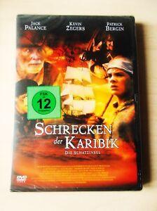 Jack-Palance-in-Schrecken-der-Karibik-Die-Schatzinsel-2003-Neu-Ovp