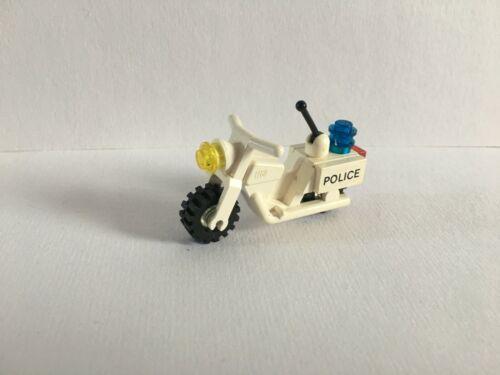 Lego Legoland Classic Town Polizei  Motorrad weiß zu 6348 usw