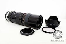 Olympus PEN OM Panasonic LUMIX Micro 4/3 DSLR fit TAMRON 210mm 420mm ZOOM lens