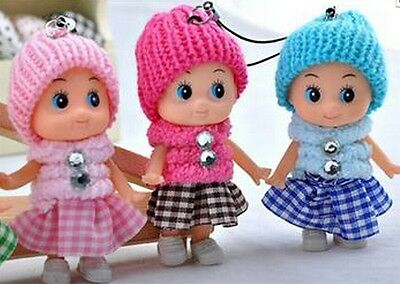 1pcs Odd Girl Doll Dream Wedding Plush Doll Soft Toy Keychain Decoration Pendant