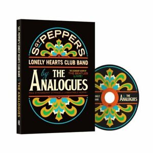 The-Analogues-Perfom-The-Beatles-Sgt-Pepper-039-s-Lonely-Hearts-Club-Band-Live-DVD