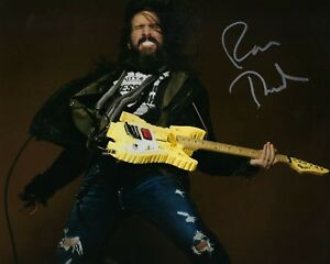 GFA-Guns-N-039-Roses-RON-BUMBLEFOOT-THAL-Signed-8x10-Photo-PROOF-R5-COA
