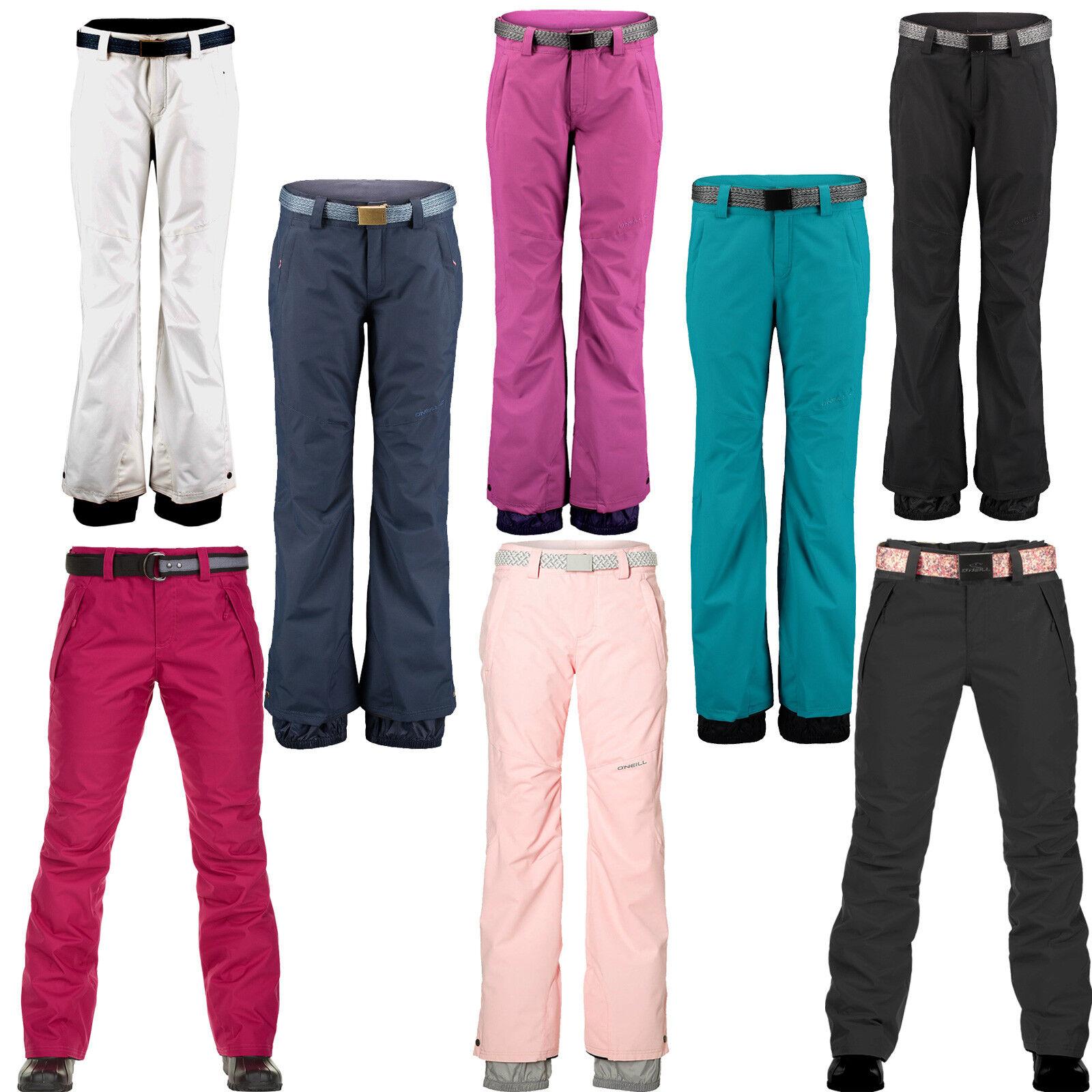 neu kaufen Wählen Sie für offizielle billig werden Oneill Star Pant Damen Snowboard Trousers Ski Functional Winter Sports  Shorts