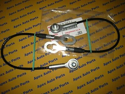 New Tailgate Cable for Toyota Tundra 2004 to 2006