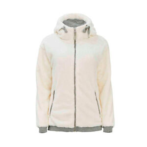 Sensational Details About Bench Womens Baritone Full Zipper Jacket Soft White Fur Cozy Xs New With Tags Forskolin Free Trial Chair Design Images Forskolin Free Trialorg