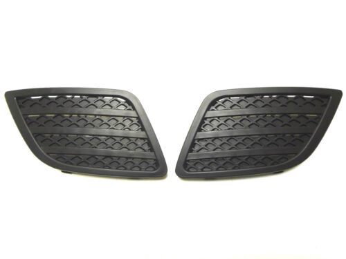 LH+RH left+right FORD FIESTA 2006-2008 front bumper lower grille
