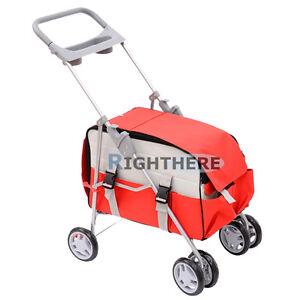 NEW-3-IN-1-MULTI-FUNCTION-PET-STROLLER-DOG-CAT-PRAM-PORTABLE-CARRIER-CAR-SEAT