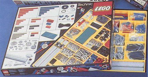 Lego Technic ciudad Dacta 1034 Technic recursos 4.5V Set Nuevo Sellado