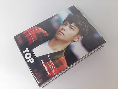 TOP BigBang BIG BANG Portable Photo Memo Pad KPOP Korean K Pop Star