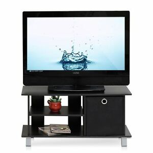 online retailer 3ea91 a5569 Details about Econ TV Stand Entertainment Center Espresso Adjustable to  Fits Easy to Assemble