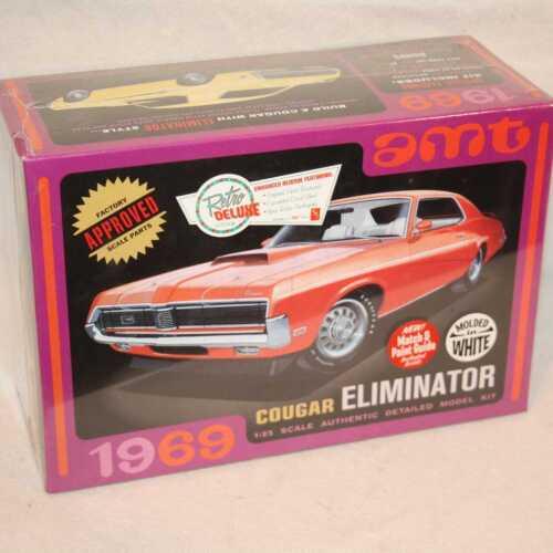 Mercury /'69 Cougar 1:25 amt
