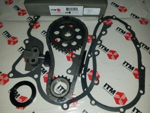 Toyota Corolla /& Carina 71-82 /& Van 2TC /& 2TB 3TC 3 /& 4YEC Timing Chain Set Kit