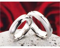 Eheringe Trauringe Aus Silber Mit Ring Gravur S700