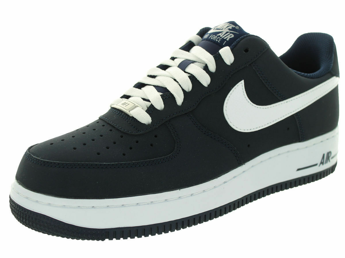 on sale 488298 421 Nike Air Force 1 Low Obsidian BlueWhite