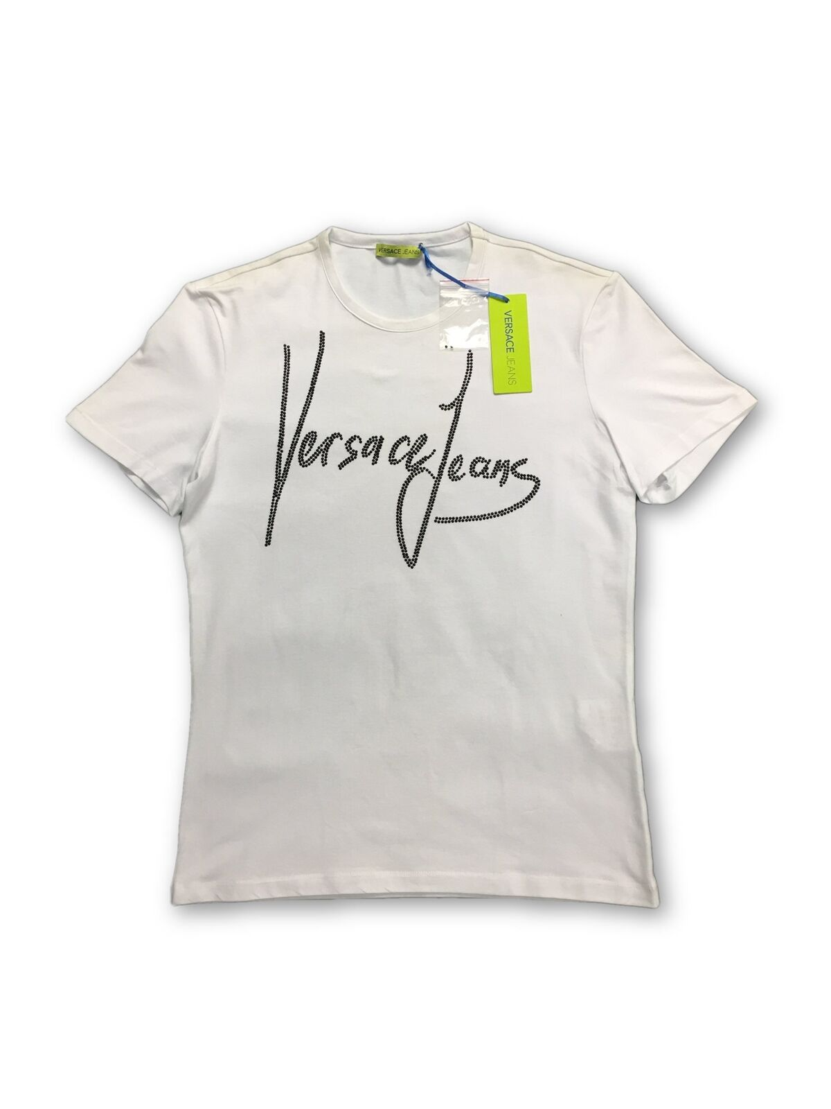 Versace Jeans T-Shirt in Weiß L rrp
