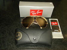 Ray-Ban 50th Anniversary Aviator Bausch & Lomb The General 1937-1987 Sunglasses