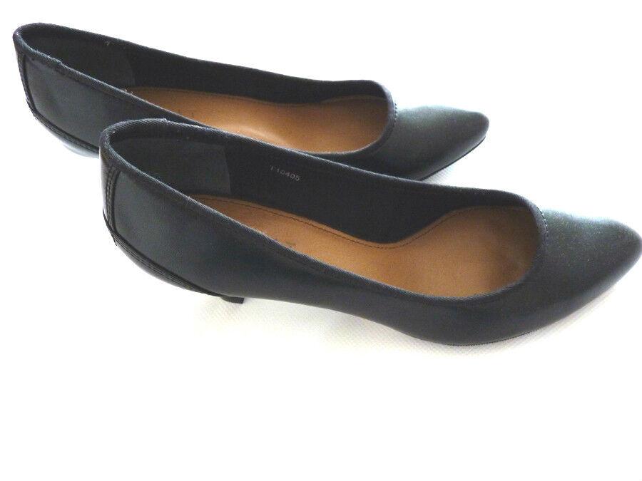 ESPRIT Luxus Damenschuhe Pumps Schuhe schwarz 38 NEU