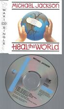 CD--MICHAEL JACKSON -- --- HEAL THE WORLD