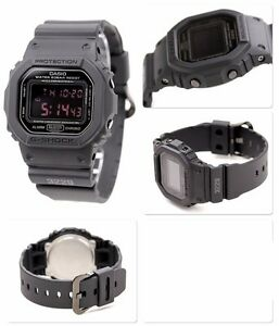 e836e41331216 DW-5600MS-1D Black Red Eye Casio G-shock Men s Watches 200m Resin ...