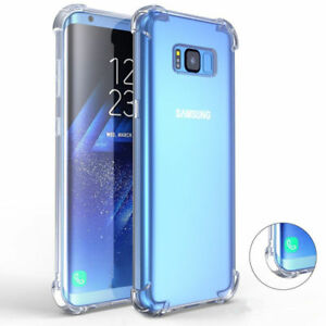 Wholesale 10 X Clear TPU Transparent Case Cover for Samsung Galaxy S8 / S8 Plus