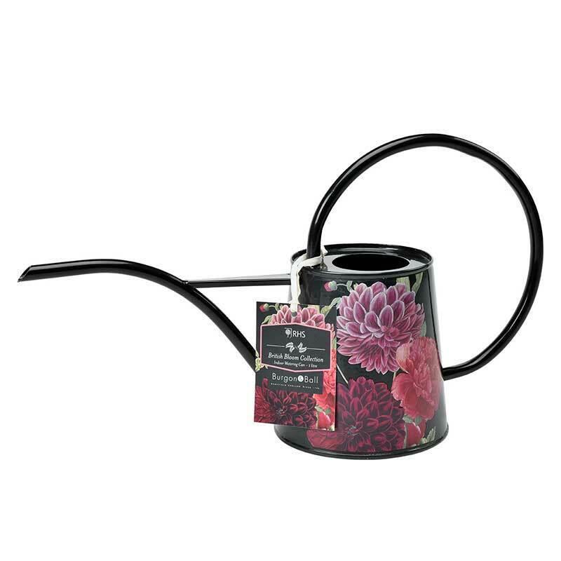 British Bloom Indoor Watering Can- Burgon and Ball- Garden Gifts
