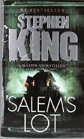 `salem`s Lot By Stephen King, (mass Market Paperback), Anchor , New, Free Shippi on sale