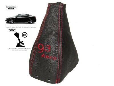 BMW 3 Series E46 Auto Gear Selector Polaina De Cuero Negro