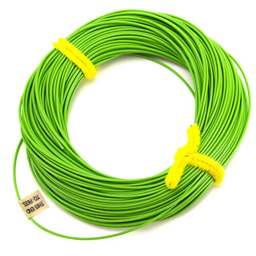 Fly Line 100FT Weight Forward Nymph Floating Fly Fishing Line Fly SHM