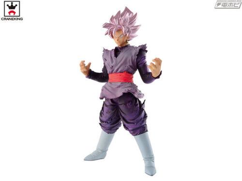 DRAGON BALL Blood of Saiyans Goku Black Super Saiyan Rose Pvc Figure Banpresto