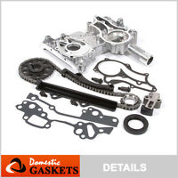85-95 Toyota Pickup 4runner 22r Timing Chain +cover Kit