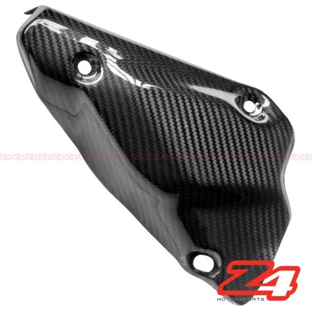 2007-2012 Ducati 1198 1098 848 Carbon Fiber Chain Guard Cover