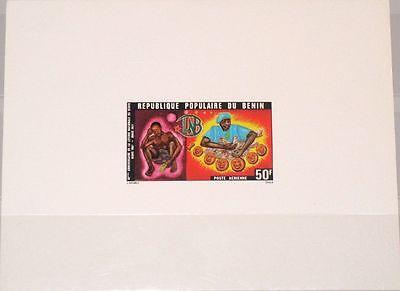 Briefmarken Burkina Faso Benin 1977 86 C263 Deluxe Lotto Lottoriegesellschaft Gamblers & Lotery Spieler Attraktiv Und Langlebig
