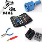 20pc Watch Repair Tool Kit  Opener Link Remover Spring Bar Tool w/ Carrying Case