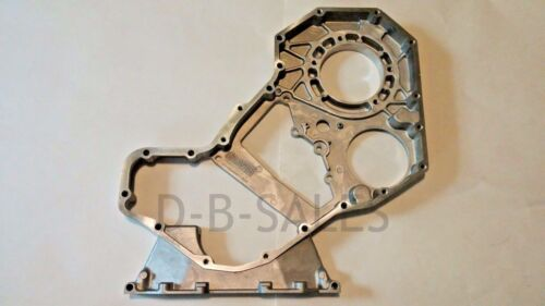 UPDATED P PUMP Front Timing Gear Case Housing for 94-98 5.9 12V w// 2 DOWEL PINS