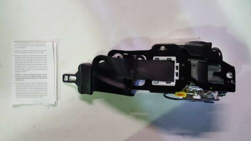 2015-2018 Mercedes Benz C-Class Coupe Front Left Black Seatbelt 20586071009C94