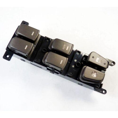 New 935703K600 Power Window Switch Left Driver Side For Hyundai 08-10 Sonata