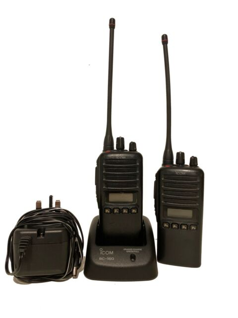 50 FA-SC57U 6.2Inch UHF Antenna for ICOM IC-F4 F21 F24 F25 F26 F43 F44 F80 Radio