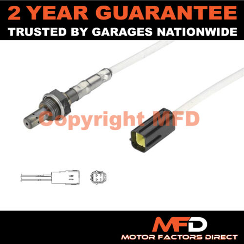 FOR KIA SPORTAGE 2.0 2004-4 WIRE FRONT LAMBDA OXYGEN SENSOR DIRECT FIT EXHAUST