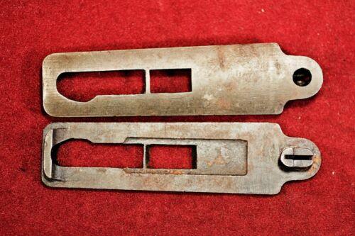 #21 US M1922 1922 Rifle Part Floor Plate