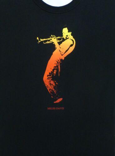 Miles Davis t shirt S M L XL 2XL 3XL Blue Brew Jack Spain